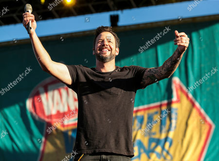 Editorial image of Vans Warped Tour 25th Anniversary festival, Mountain View, USA - 20 Jul 2019