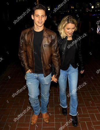 Tanner Buchanan and Lizzie Broadway