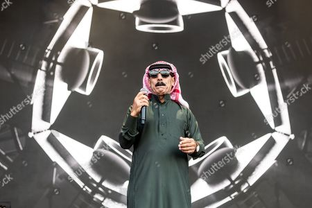 Stock Picture of Omar Souleyman