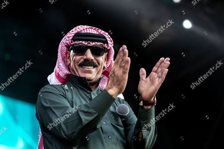 Stock Image of Omar Souleyman