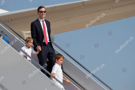 Editorial picture of Trump, Andrews Air Force Base, USA - 21 Jul 2019