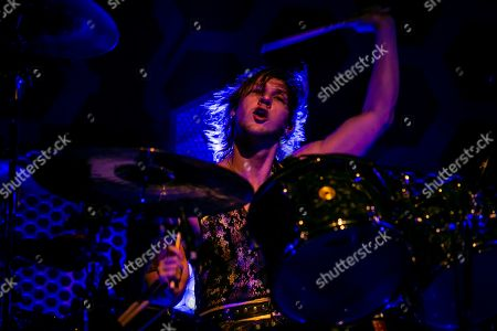 Editorial image of The Struts in concert at the Fillmore, Detroit, USA - 19 July 2019