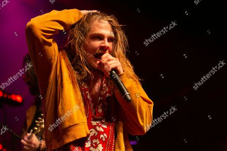 Editorial image of Glorious Sons in concert at the Fillmore, Detroit, USA - 19 Jul 2019