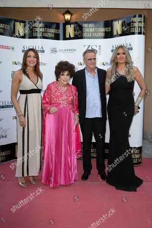 Lucia Borgonzoni; Gina Lollobrigida ; Christopher Lambert ; Tiziana Rocca