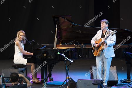 Editorial picture of Nice Jazz Festival, Day 2, France - 18 Jul 2019