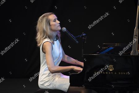 Editorial image of Nice Jazz Festival, Day 2, France - 18 Jul 2019