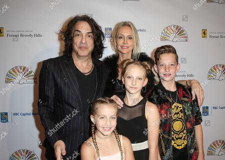 Editorial image of Flaunt It Awards, Los Angeles, USA - 21 Jul 2019
