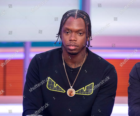 Editorial photo of 'Good Morning Britain' TV show, London, UK - 22 Jul 2019