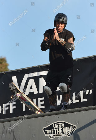 Editorial image of Vans Warped Tour 25th Anniversary festival, Mountain View, USA - 21 Jul 2019
