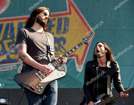 The All-American Rejects - Tyson Ritter and Nick Wheeler