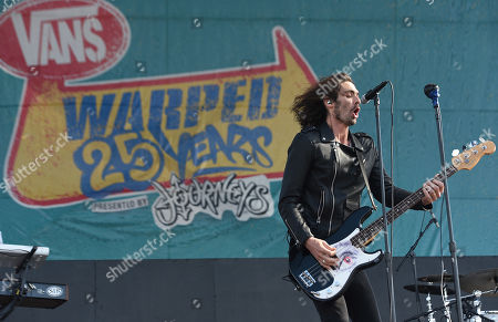 The All-American Rejects - Tyson Ritter