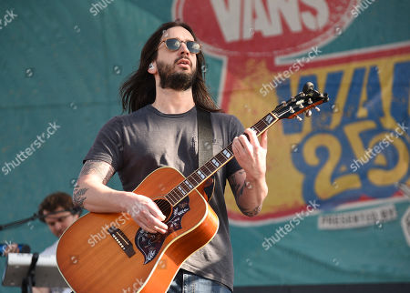 Stock Picture of The All-American Rejects - Nick Wheeler