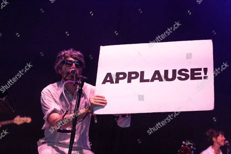 Stock Picture of Gruff Rhys