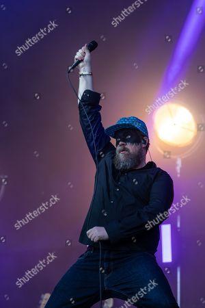 Editorial image of Bluedot Festival, Jodrell Bank Discovery Centre, Macclesfield, UK - 21 Jul 2019