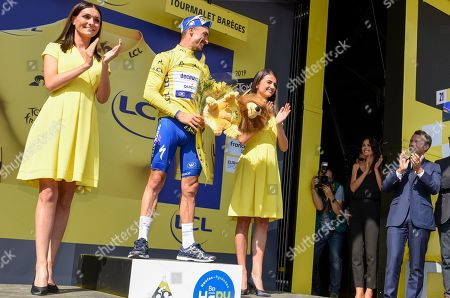 Editorial photo of Tour de France Stage 14, Tarbes to Tourmalet to BareI, France - 20 Jul 2019