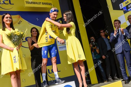 Editorial image of Tour de France Stage 14, Tarbes to Tourmalet to BareI, France - 20 Jul 2019