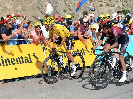 Editorial picture of Tour de France Stage 14, Tarbes to Tourmalet to BareI, France - 20 Jul 2019