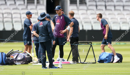 Editorial picture of England Nets Practice, Cricket, Lord's Cricket Ground, London, UK - 22 Jul 2019