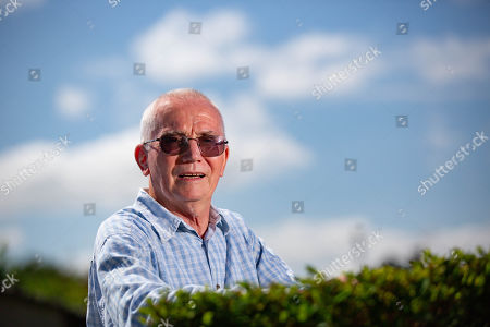 Beekeeper Richard Davies