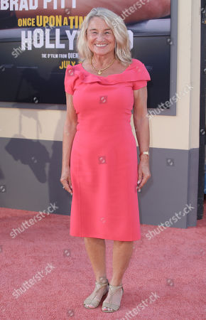 Editorial image of 'Once Upon a Time in Hollywood' film premiere, Arrivals, TCL Chinese Theatre, Los Angeles, USA - 22 Jul 2019