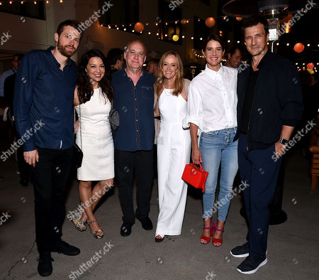 Editorial image of ABC/Disney Television Studios/FX/National Geographic Party, Comic-Con International, San Diego, US  - 19 Jul 2019