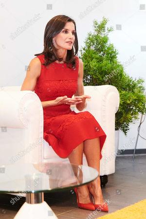 Spanish Queen Letizia attends inauguration of the World Healthy Food Centre, Valencia
