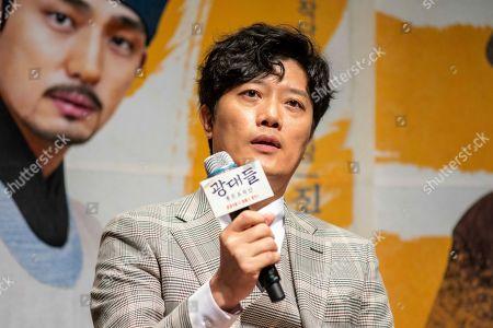 South Korean actor Park Hee-soon