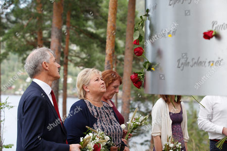 Editorial picture of Memorial ceremony for 2011 Norway attacks victims on Utoya Island - 22 Jul 2019