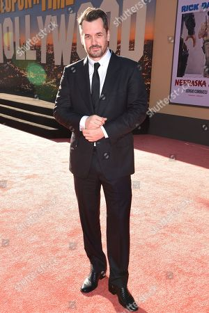 """Jim Jefferies at the Premiere of Sony Pictures' """"Once Upon A Time In Hollywood"""" at the TCL Chinese Theatre."""
