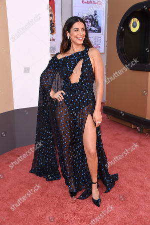 "Lorenza Izzo at the Premiere of Sony Pictures' ""Once Upon A Time In Hollywood"" at the TCL Chinese Theatre"
