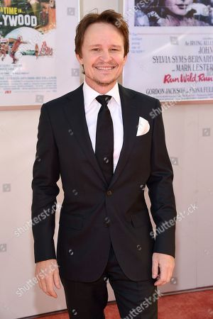 Editorial image of Sony Pictures' 'Once Upon A Time In Hollywood' film premiere, Arrivals, TCL Chinese Theatre, Hollywood, CA, USA - 22 July 2019