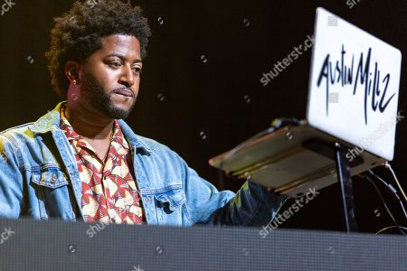 Editorial image of ComplexCon at McCormick Place, Chicago, Illinois, USA - 21 Jul 2019