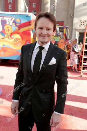"Damon Herriman at the Premiere of Sony Pictures'""Once Upon A Time In Hollywood"" at the TCL Chinese Theatre."