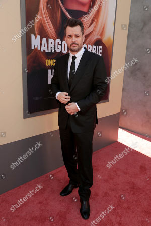 """Jim Jefferies at the Premiere of Sony Pictures'""""Once Upon A Time In Hollywood"""" at the TCL Chinese Theatre."""