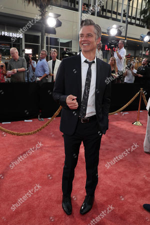 """Timothy Olyphant at the Premiere of Sony Pictures """"Once Upon A Time In Hollywood"""" at the TCL Chinese Theatre."""