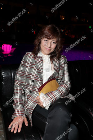 Catherine Keener at the Premiere After Party of Sony Pictures 'Once Upon A Time In Hollywood' at The Hollywood Roosevelt.