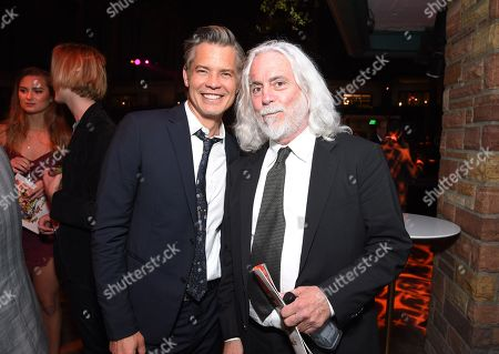 Timothy Olyphant at the Premiere After Party of Sony Pictures 'Once Upon A Time In Hollywood' at The Hollywood Roosevelt.