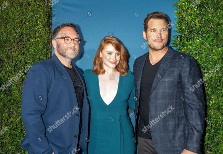 Editorial picture of Universal Studios Hollywood's grand opening celebration for 'Jurassic World: The Ride', Universal City, USA - 22 Jul 2019