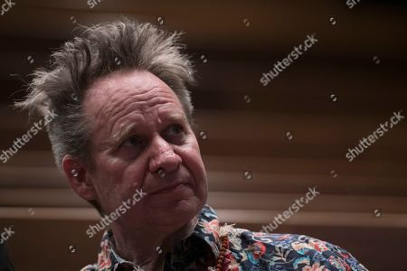 Stock Photo of US theater director Peter Sellars during a rehearsal of the opera 'Idomeneo' in Salzburg, Austria, 22 July 2019 (issued 23 July 2019). The production of Wolfgang Amadeus Mozart's opera will be staged at the Salzburg Festival, which runs from 20 July to 31 August 2019.