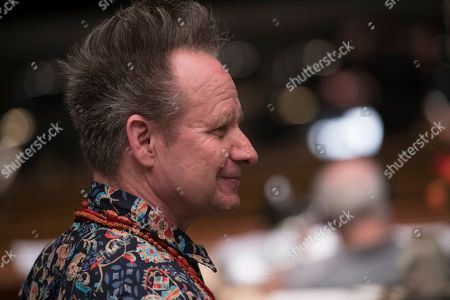 Stock Image of US theater director Peter Sellars during a rehearsal of the opera 'Idomeneo' in Salzburg, Austria, 22 July 2019 (issued 23 July 2019). The production of Wolfgang Amadeus Mozart's opera will be staged at the Salzburg Festival, which runs from 20 July to 31 August 2019.