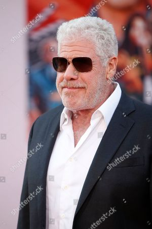 Ron Perlman arrives for the premiere of 'Once Upon a Time in Hollywood' at the TCL Chinese Theatre IMAX in Hollywood, Los Angeles, California, USA, 22 July 2019. The movie opens in the US on 26 July.