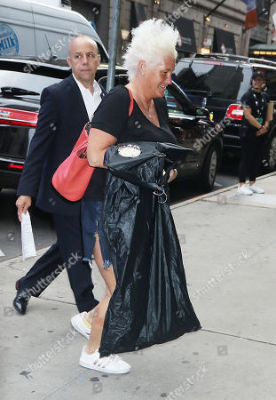 Stock Picture of Anne Burrell