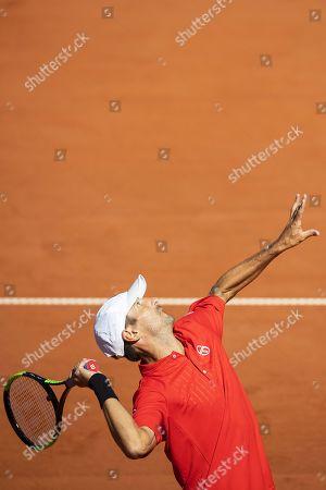 Editorial picture of Swiss Open tennis tournament in Gstaad, Switzerland - 23 Jul 2019