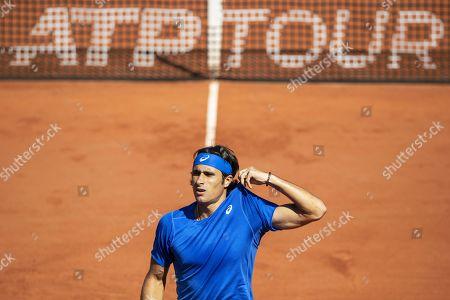 Editorial photo of Swiss Open tennis tournament in Gstaad, Switzerland - 23 Jul 2019