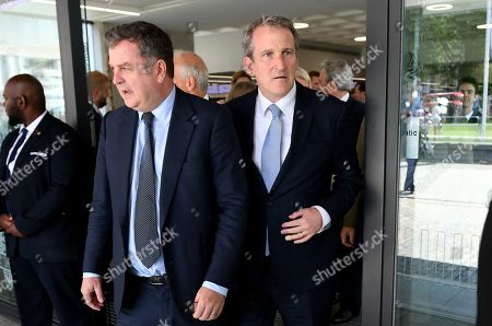 Mel Stride and Damian Hinds