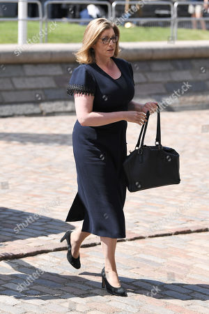 Stock Image of Penny Mordaunt