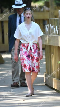 Lady Louise Windsor at The Wild Place
