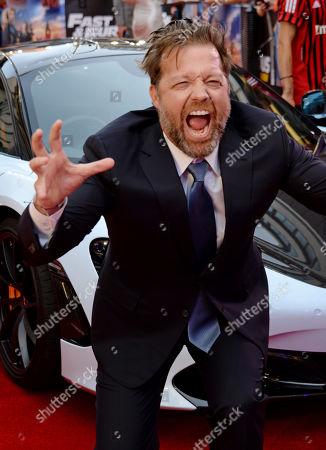 Editorial image of 'Fast & Furious Presents: Hobbs & Shaw' film premiere, London, UK - 23 Jul 2019