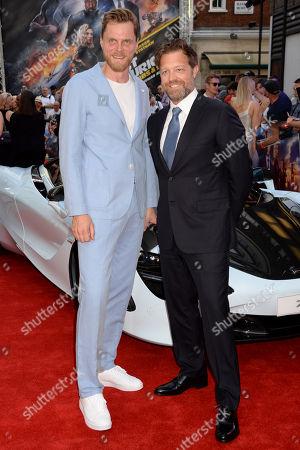 Editorial photo of 'Fast & Furious Presents: Hobbs & Shaw' film premiere, London, UK - 23 Jul 2019
