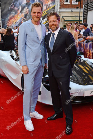 Editorial picture of 'Fast & Furious Presents: Hobbs & Shaw' film premiere, London, UK - 23 Jul 2019